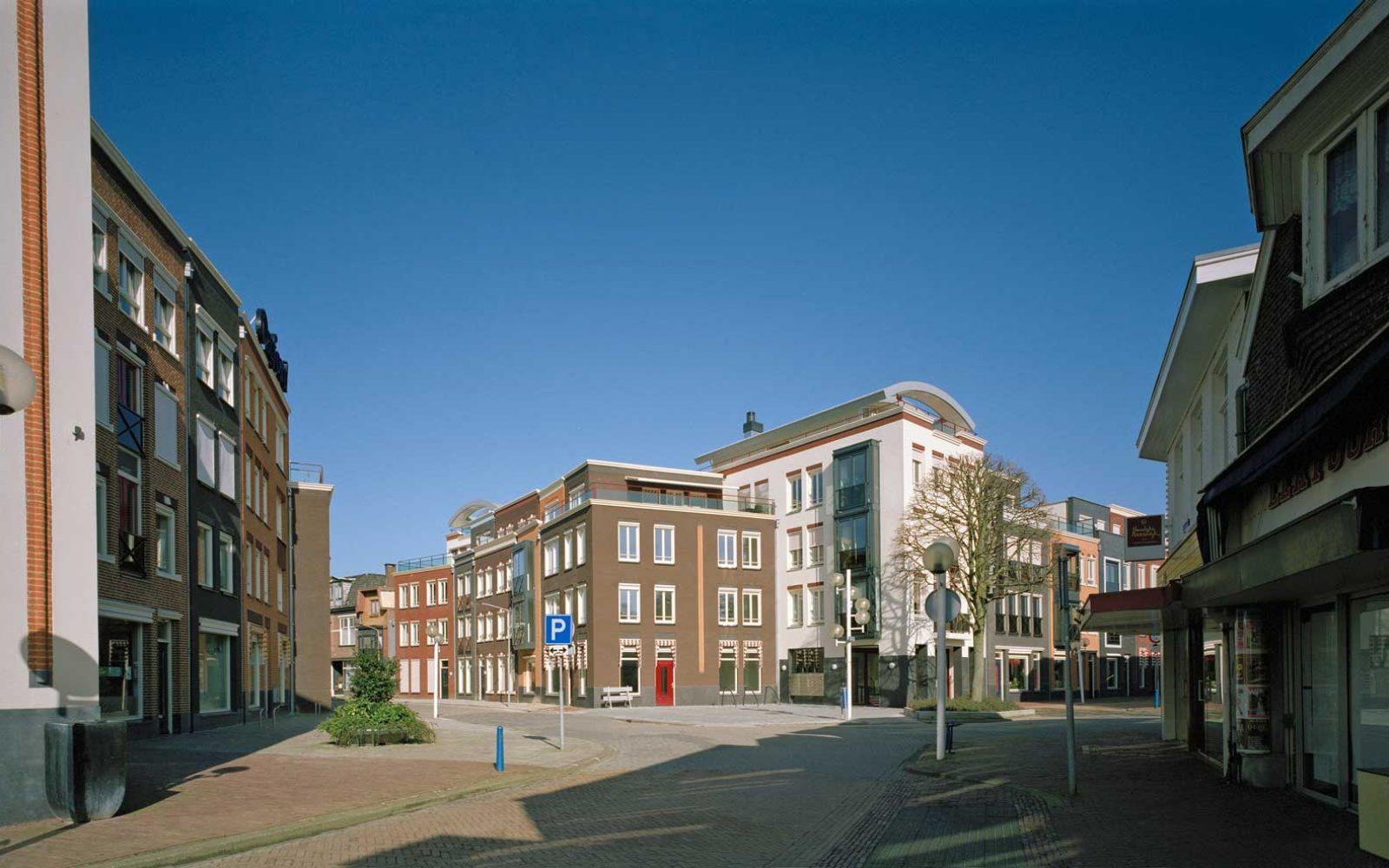 """""""Toonaangevend voor de huidige binnenstadsontwikkeling in Almelo. Met oog voor historie en de betekenis van de plek."""""""