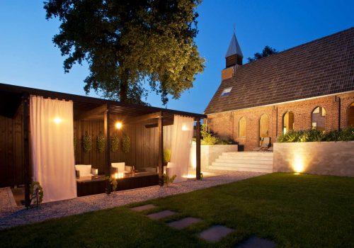Woonhuis in kerk | Haarlo