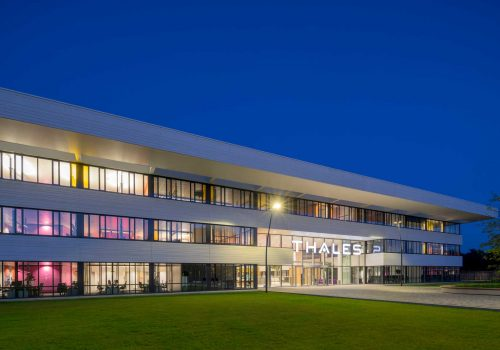 Thales/High Tech Systems Park Hengelo | Hengelo