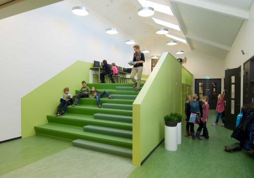 Multifunctionele combischool (MCR) | Rouveen