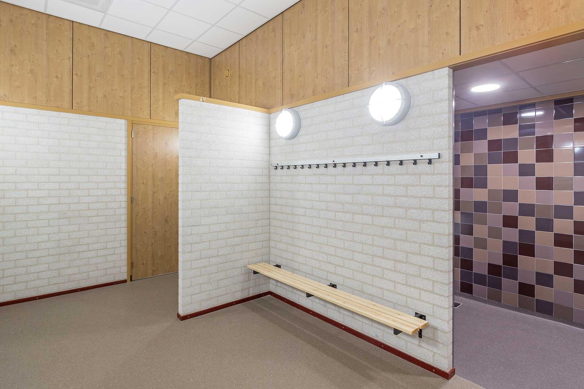 Rouveen – Clubgebouw SC Rouveen