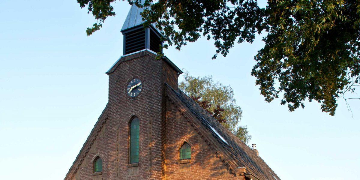 Haarlo – woonhuis in kerk