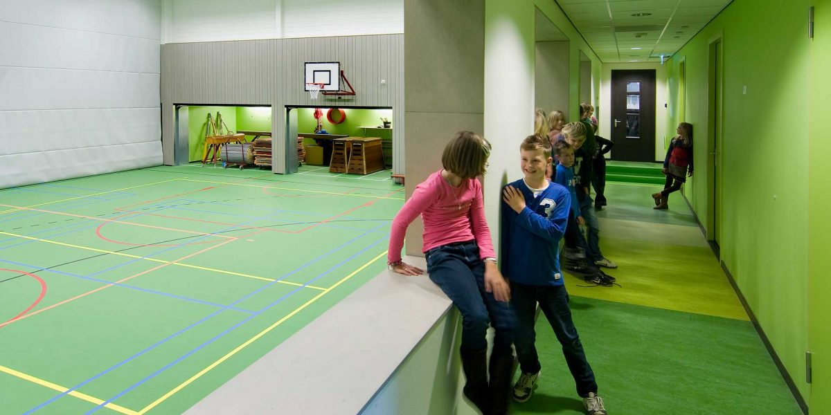 Rouveen – multifunctionele combischool