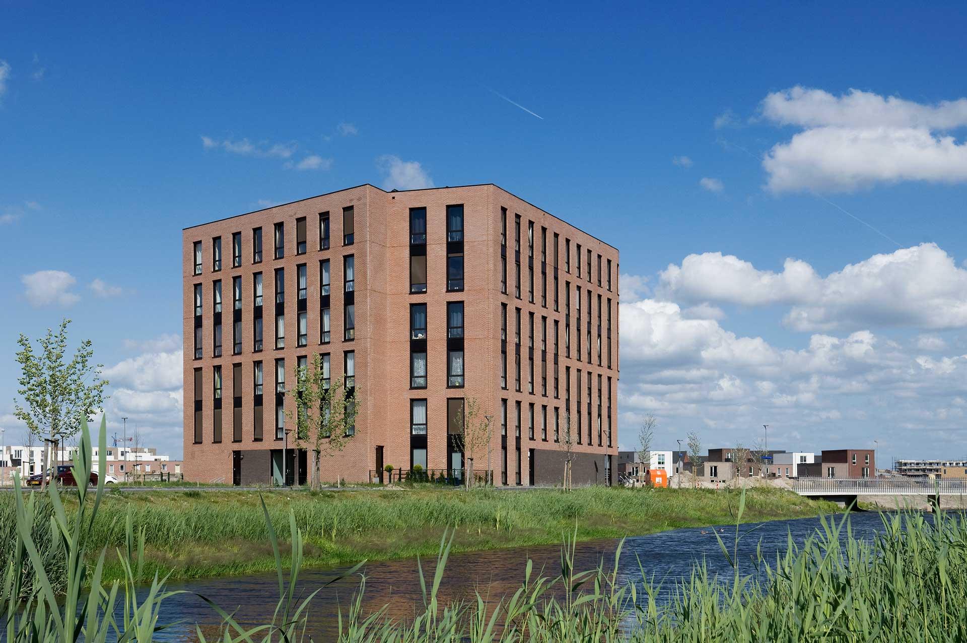 Almere – Columbuskwartier Scheg