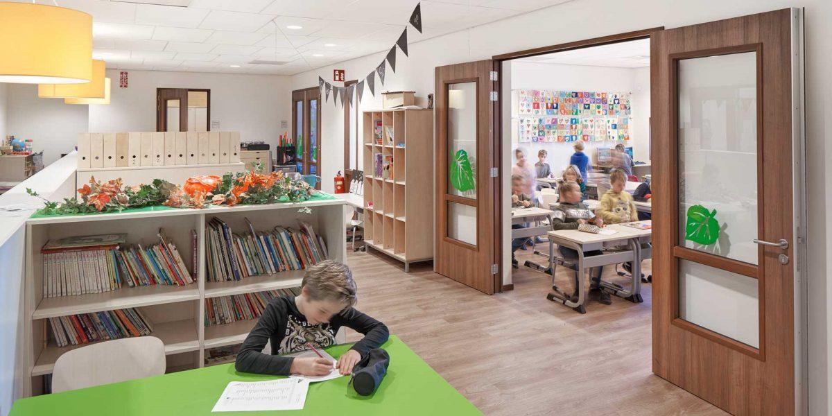 Oud Gastel – Sport en onderwijscomplex Futura