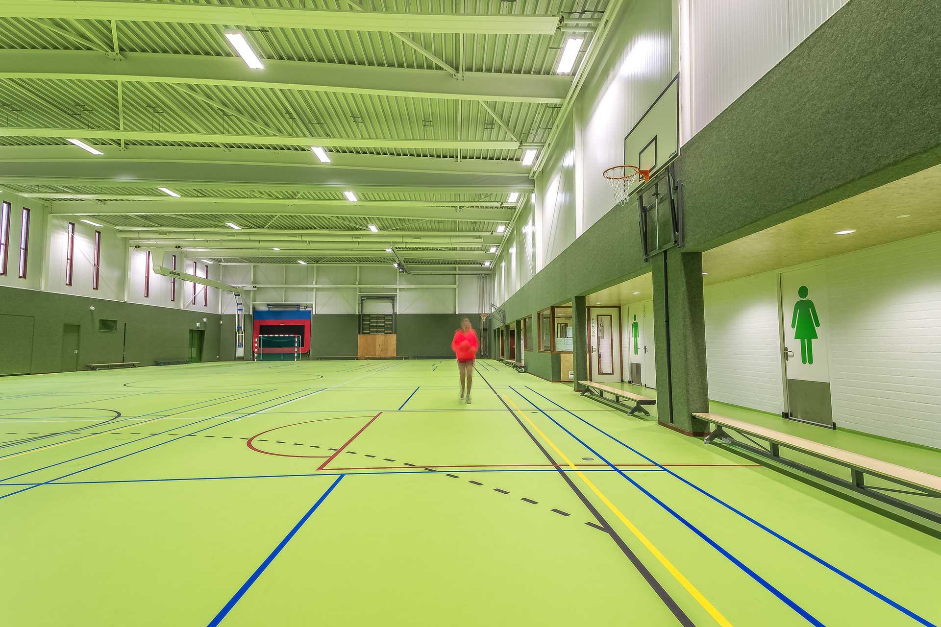 Hoenderloo – Sporthal