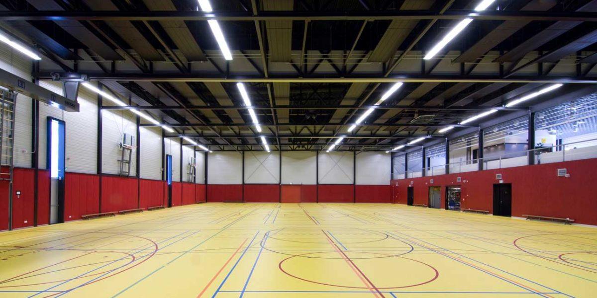 Culemborg - Sporthal Parijsch