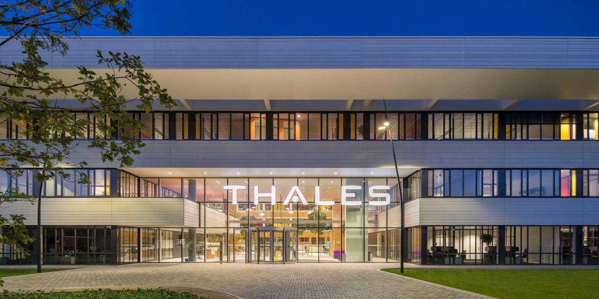 Hengelo - Thales High Tech Systems