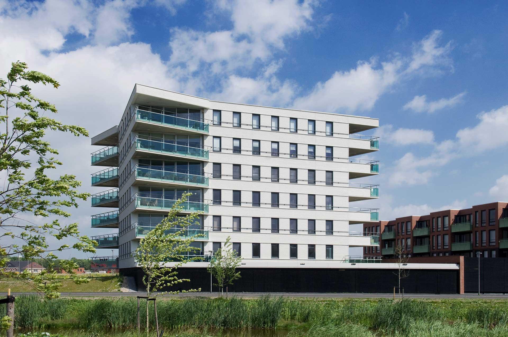 Almere – Columbuskwartier Westpoint